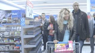 Beyonce at Tewksbury Walmart