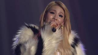 2NE1 - COME BACK HOME Live Stage Mix (14 in 1 Compilation)