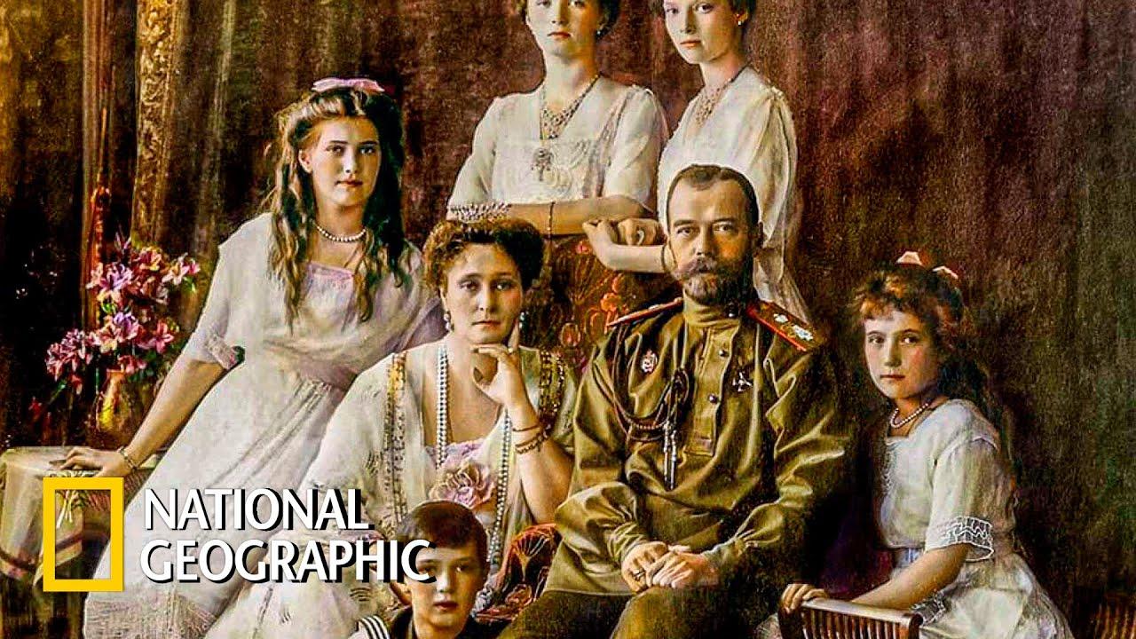 Романовы - Тайны истории (1 серия из 13) | National Geographic