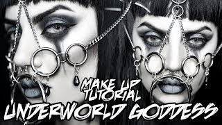 Underworld Goddess Make Up Tutorial | Beatriz Mariano