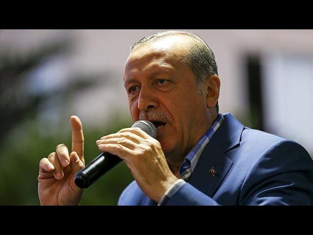 Erdogan demands US extradite Gulen
