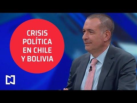 ¿Cómo saldrán Bolivia y Chile de sus conflictos políticos y sociales? - Es la hora de opinar