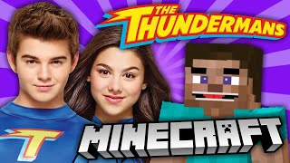DIE THUNDERMANS in MINECRAFT