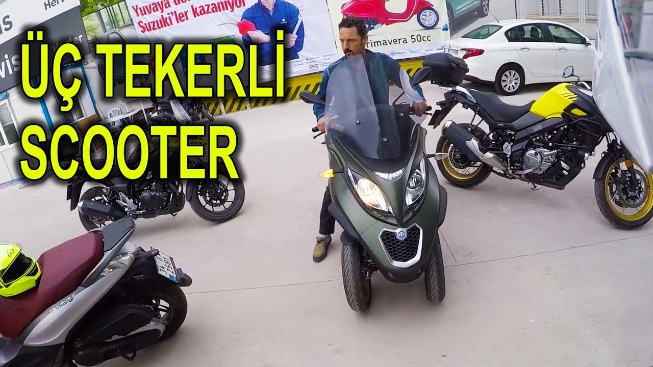 Elektrikli Scooter Rks S3 İnceleme