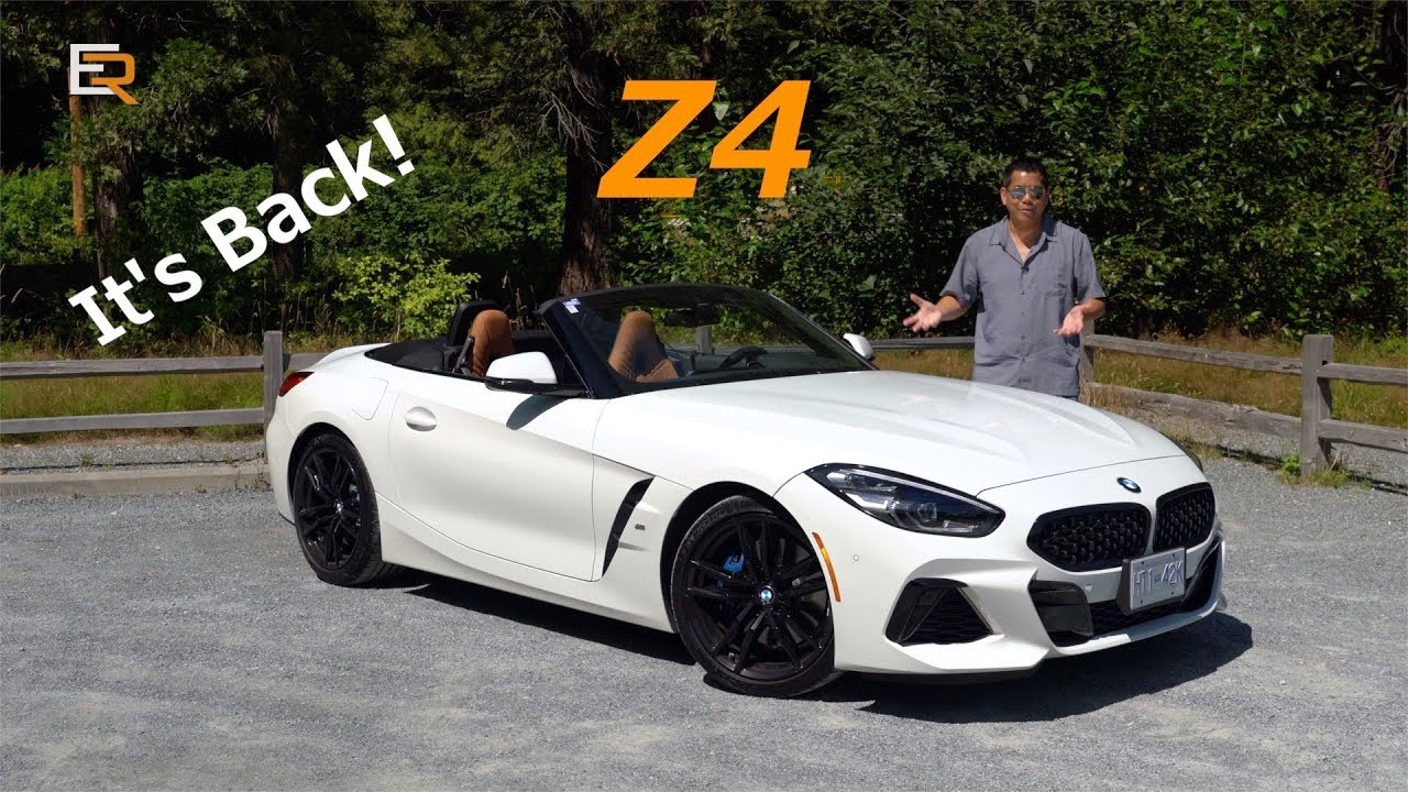 2020 BMW Z4 Roadster New Concept