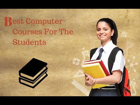 Top 10 Computer Courses in Demand | Best Computer Courses in 2021 [Computer Courses]