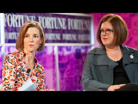 Sallie Krawcheck & Patty Stonesifer on Finding Your Passion | Fortune