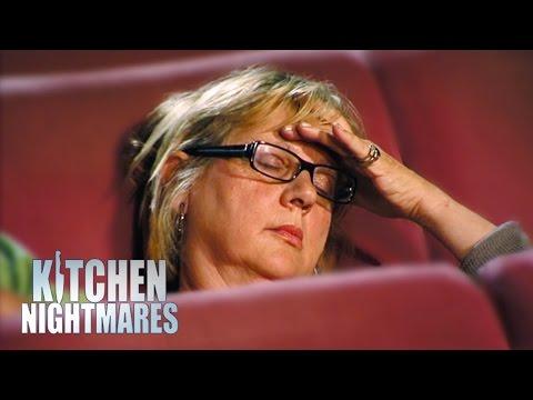 Kitchen Burger Vs Yelp! - Kitchen Nightmares