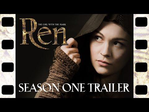 Ren: The Girl with the Mark - trailer starring Sophie Skelton