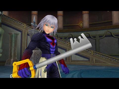 Kingdom Hearts: Riku Boss Fight / Soul Eater Form (PS3 1080p)
