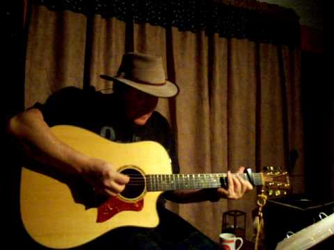 How Can You Mend a Broken Heart Bee Gees acoustic guitar cover - YouTube