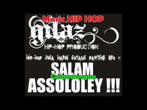 Hip hop gelandangan