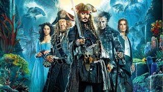 Пираты Карибского моря: Месть Салазара Русский Трейлер (2017)