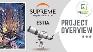 Supreme Estia || Project Overview || 9767603039