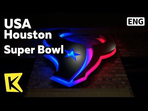 【K】USA Travel-Houston[미국 여행-휴스턴]미국의 가장 큰 이벤트 슈퍼볼/Houston/Super Bowl/Houston Texas/Pub