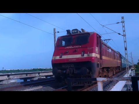 22929 Bhilad Vadodara Express
