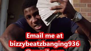 NBA Youngboy Type Beat '' Hating Me '' ( Prod By Bizzy Beatz )