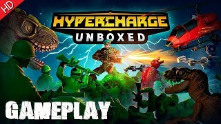 HYPERCHARGE: Unboxed (HD) PC Gameplay