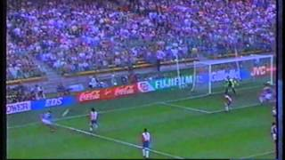 1998 (June 28) France 1-Paraguay 0 (World Cup).mpg