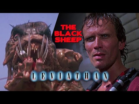 LEVIATHAN - The Black Sheep (1989) Peter Weller monster movie