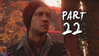 Infamous Second Son Gameplay Walkthrough Part 22 - Hellfire Swarm (PS4)