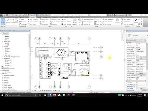 Revit  Creating Non Continous Grid