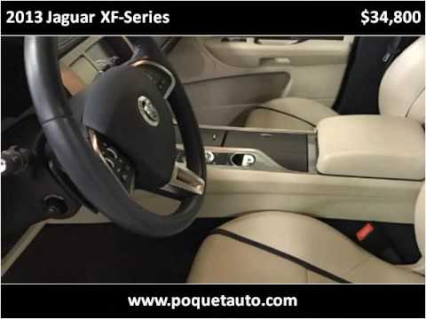 2013 jaguar xf series used cars golden valley mn youtube for Poquet motors golden valley mn