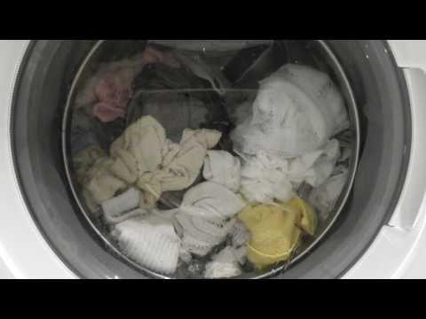 Samsuug washing machine Daily wash 40 part 3