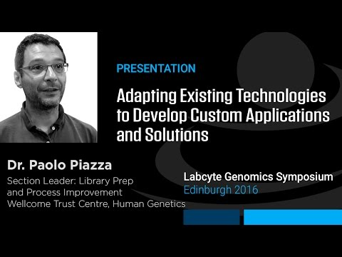 Adapting Existing Technologies to Develop Custom Applications and Solutions