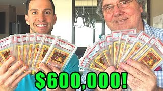 *$600,000+* Gary from Pawn Stars Reveals His RARE Pokemon Cards Collection!