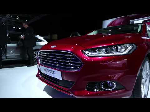 New Ford Mondeo - Which first look at Paris Motor show 2012