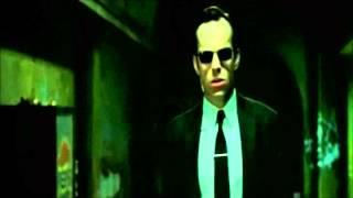 Matrix - Agent Smith - Mr. Anderson