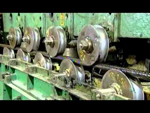 How to make Industrial Wire Ropes {www downloadshiva com} - YouTube