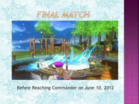 01e0fe9dbcb Wizard Getting Commander Robe · W101 Wizard101 Magus Lvl 39 Ice 1v1 Deck  and Strategy Guide arena PvP