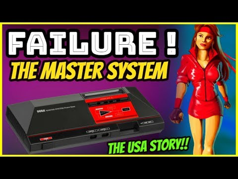 Why The Sega Master System Failed in the USA! - Retro Console History