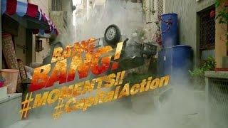 Making of BANG BANG! - #CapitalAction With Andy Armstrong   Hrithik Roshan & Katrina Kaif