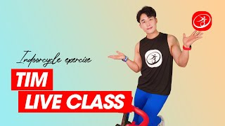 [ENG]Live Cycle Class Jackie M…