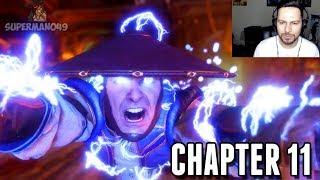 "Raiden & Liu Kang Fight One Last Time! - Mortal Kombat 11: Story Mode ""Raiden"" (Chapter 11)"