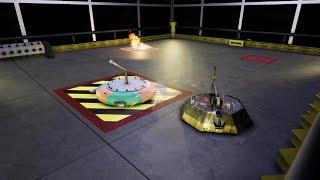 Robot Rumble 2 - Robot Wars/BattleBots Style Robot Arena Battles!