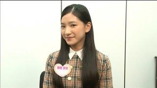 うしろシティの二人がX21のメンバーにインタビュー 今回は瀬羅 美咲が登...