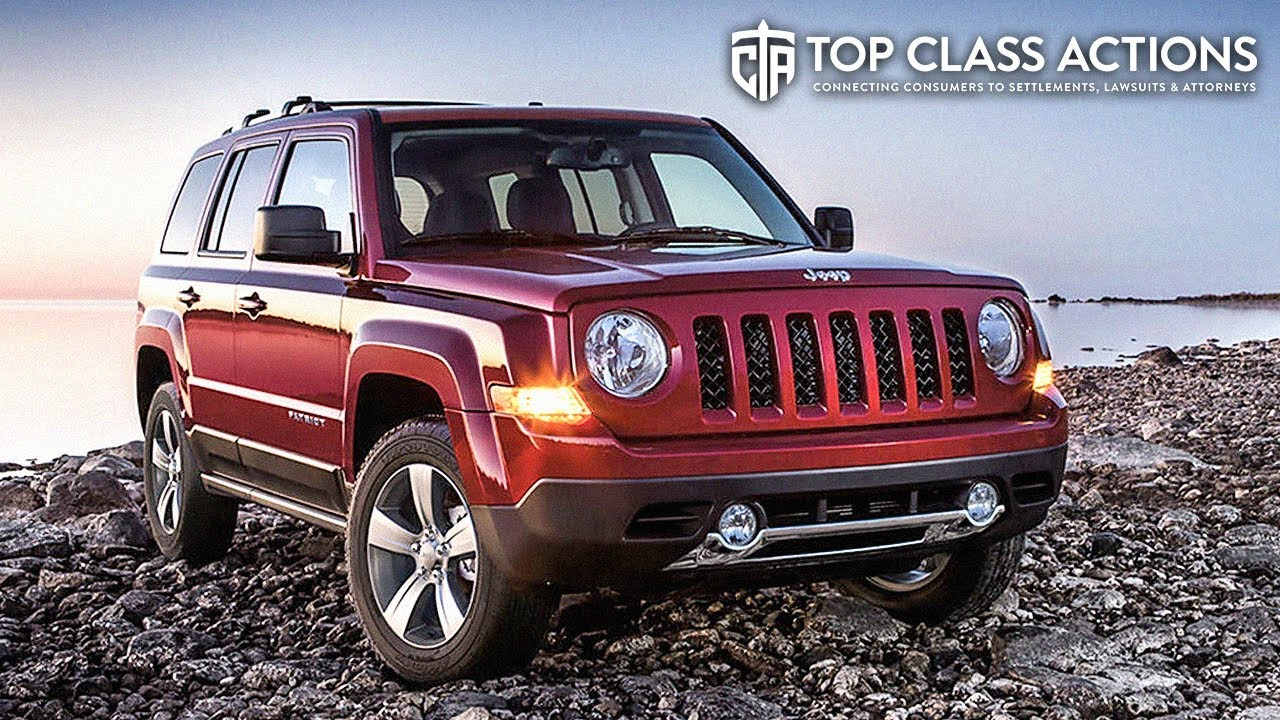 Fiat Chrysler Class Action Filed After 860,000 Vehicle