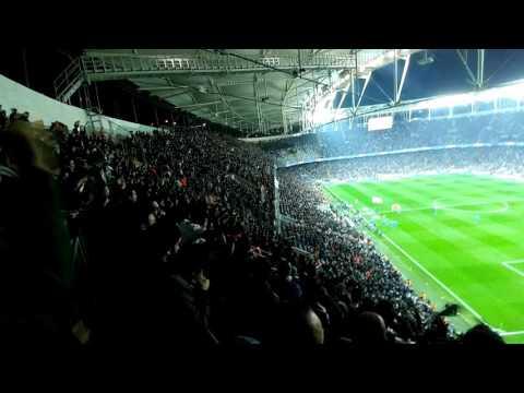 Gururlan Burası Beşiktaş | 01.11.2016 Beşiktaş vs. Napoli