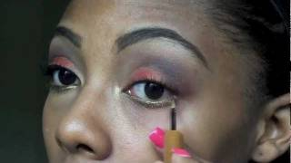 Festive Fall Makeup Tutorial - College Fashion Thumbnail