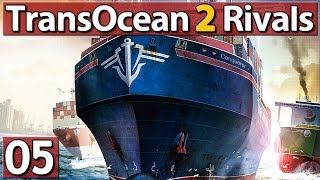 Trans Ocean 2 Rivals #5 Harte Konkurrenz Gameplay Preview deutsch
