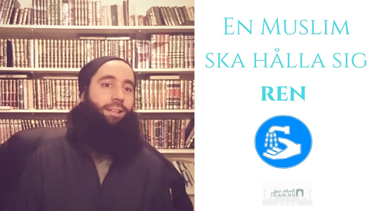 En muslim ska hålla sig ren | Påminnelse med Moosa Assal