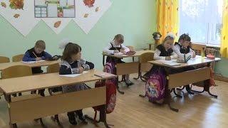 В школе села Никольское учится рекордное количество первоклашек