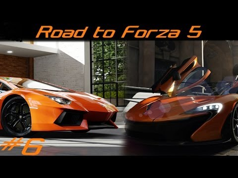 Road to Forza 5   Episode 6   More Cars!