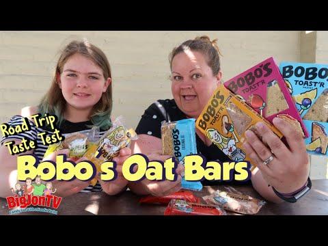 Bobo's Oat Bars || Taste Test Tuesday