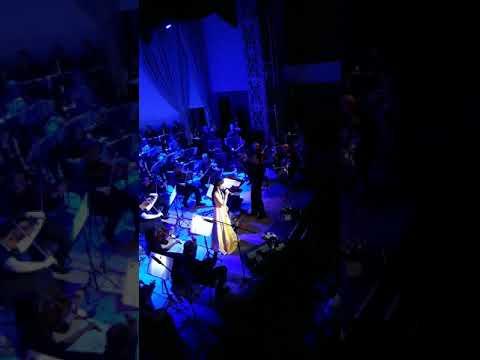 Tetyana Sporynina: Співає Лучіана Гакман. Концерт у Чернівцях. ІІ