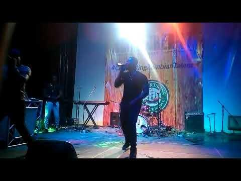 Slap dee performing at roctober 17